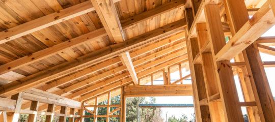 Maisons à ossatures en bois